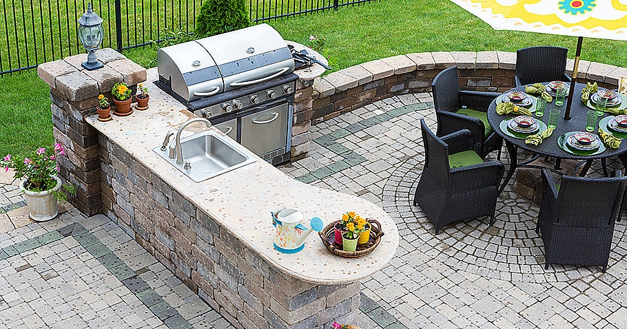 10 Outdoor Kitchen Ideas For Small Space Massatnouot Com Massatnouot Com